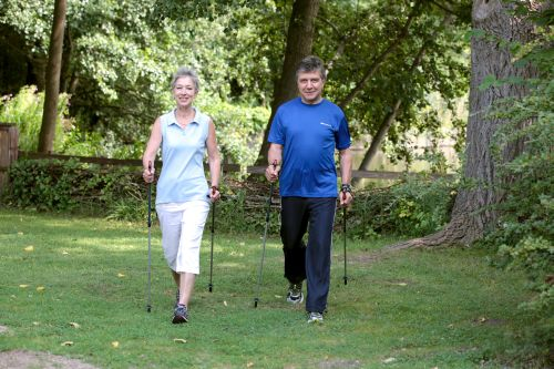 Nordic Walking nach der OP