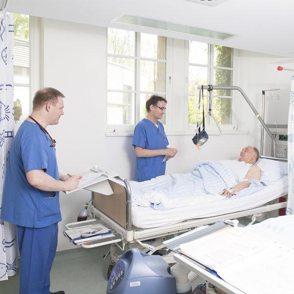 Leistungsspektrum « Anästhesie und Intensivmedizin « Departments ...